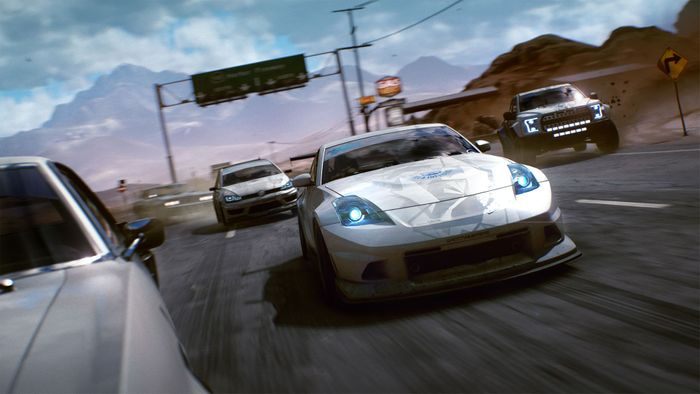 Need for Speed: Payback screenshot 3