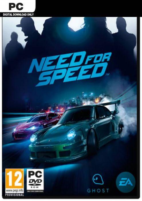 Need for Speed hoesje