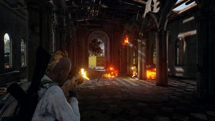 Playerunknown's Battlegrounds screenshot 0