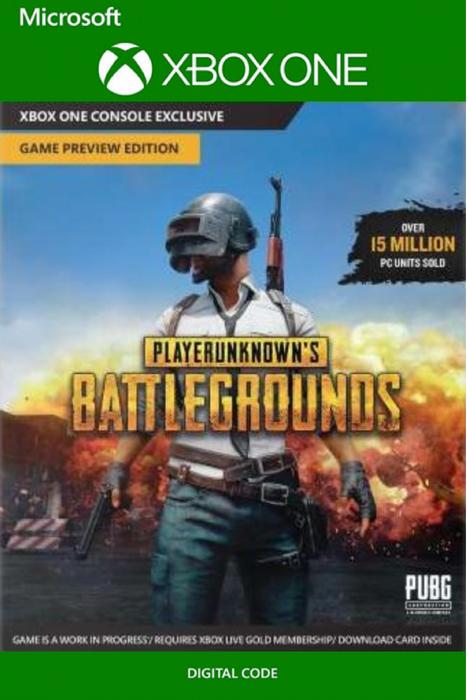 Playerunknown S Battlegrounds Pubg Xbox One Cdkeys