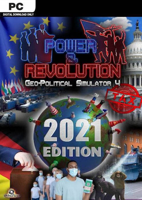 POWER & REVOLUTION 2021 EDITION PC