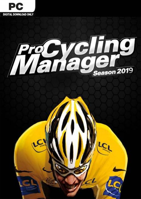 Pro Cycling Manager 2019 hoesje