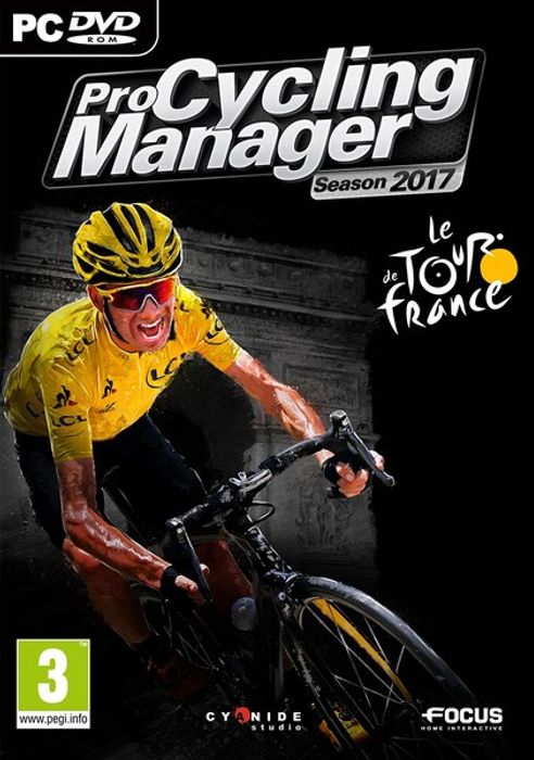 Pro Cycling Manager 2017 hoesje