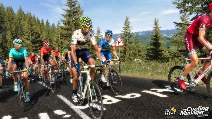 Pro Cycling Manager 2017 screenshot 2