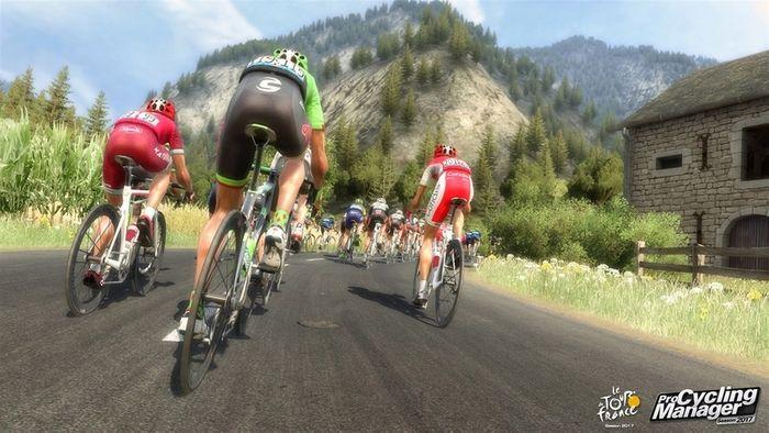 Pro Cycling Manager 2017 screenshot 1