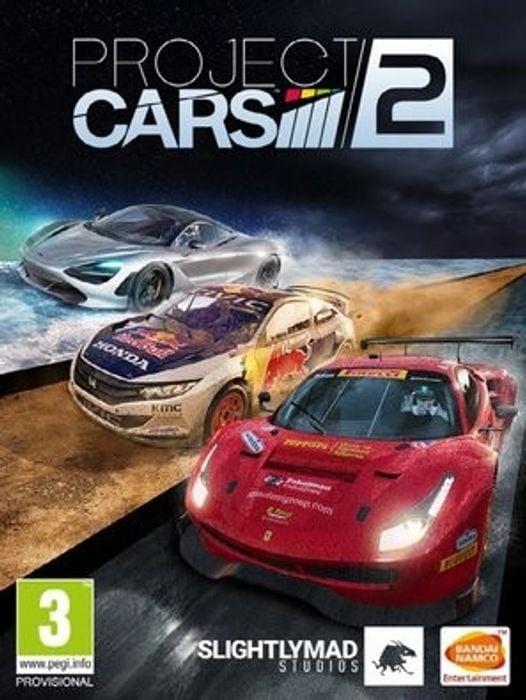 Project Cars 2 hoesje