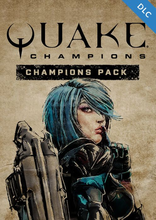 Quake Champions hoesje