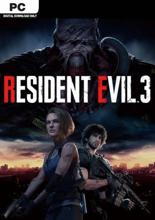 Resident Evil 3 (2020 Remake) (PC Digital Download)