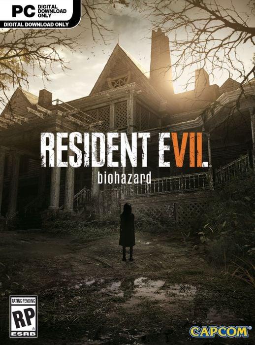 Resident Evil 7 hoesje