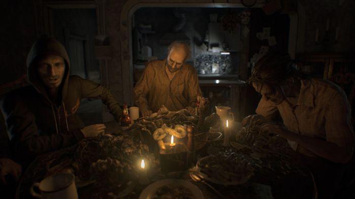 Resident Evil 7 screenshot 4