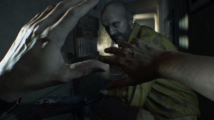 Resident Evil 7 screenshot 1