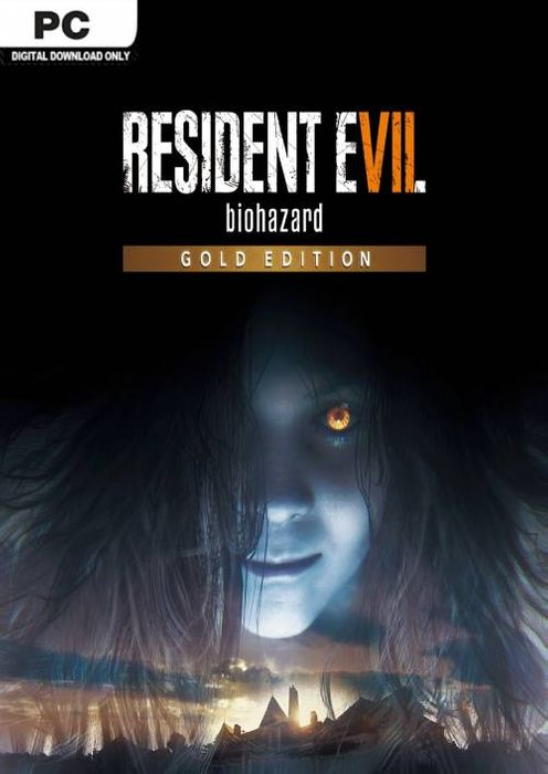 Resident Evil 7 Gold Edition hoesje