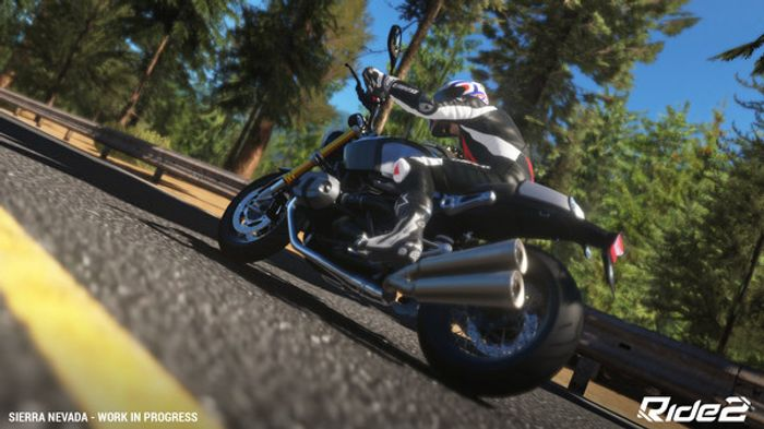 Ride 2 screenshot 0