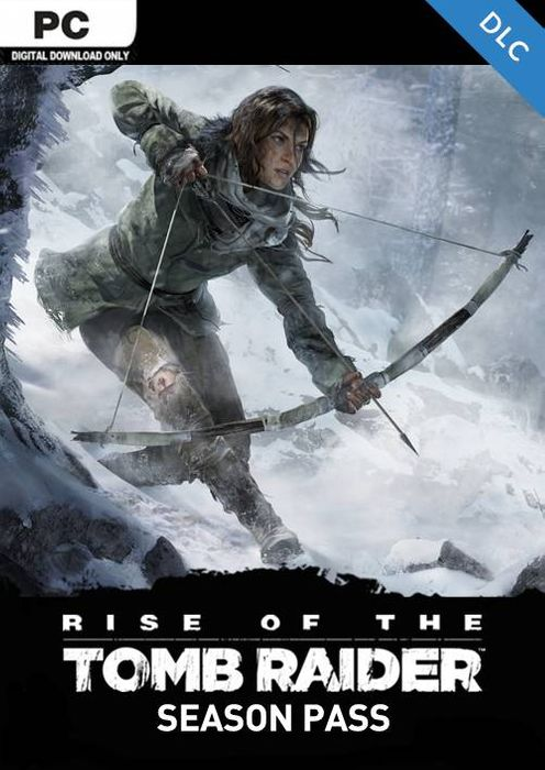 Rise of the Tomb Raider Season Pass hoesje