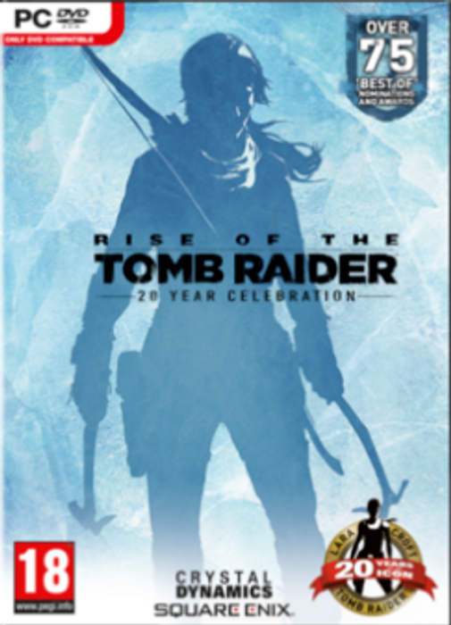 Rise of the Tomb Raider hoesje