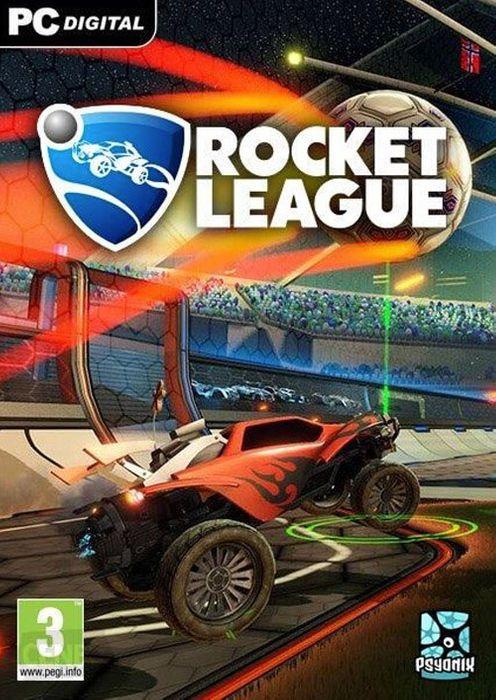 Rocket League Collector's Edition hoesje