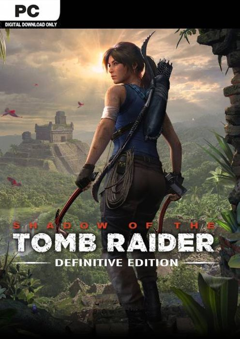 Shadow Of The Tomb Raider Definitive Edition Pc Cdkeys