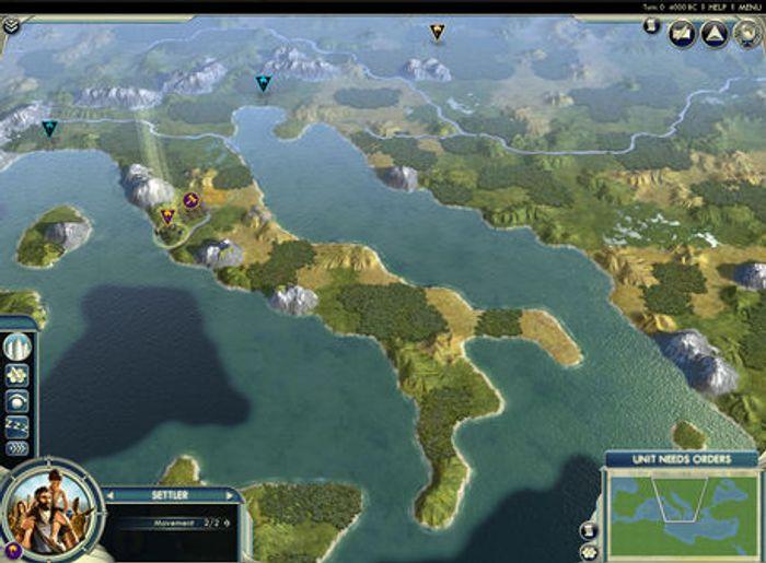 Civilization V: Complete Edition screenshot 0