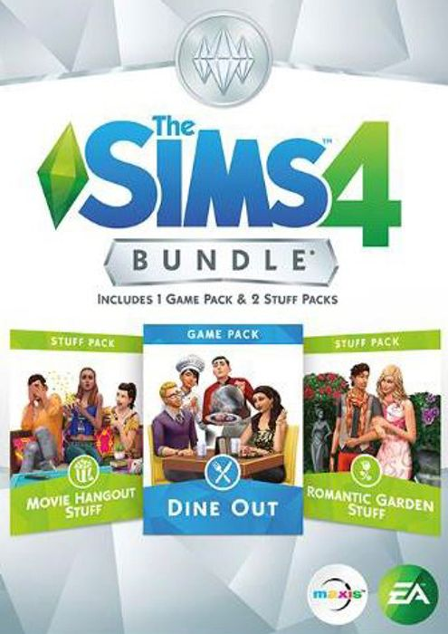 The Sims 4: Bundle Pack 3 hoesje