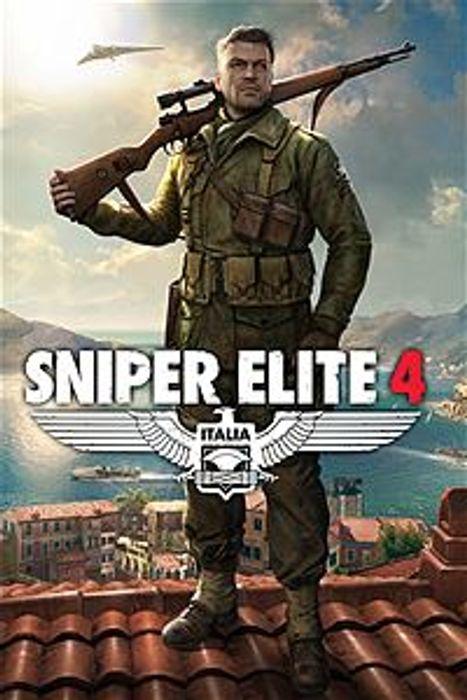 Sniper Elite 4 hoesje