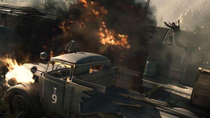 Sniper Elite 4 screenshot 9