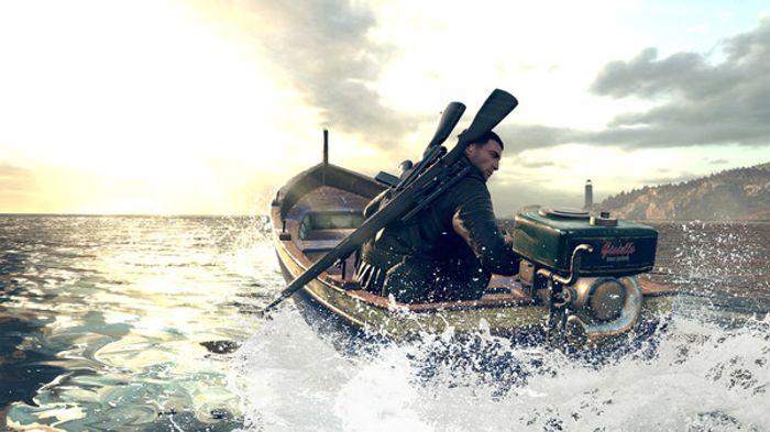 Sniper Elite 4 screenshot 8