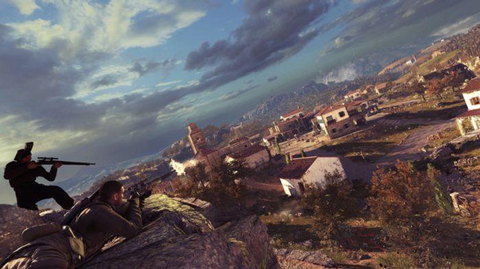 Sniper Elite 4 screenshot 15
