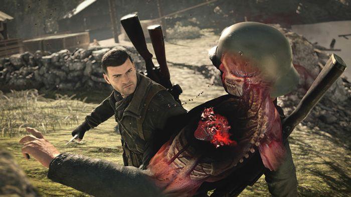 Sniper Elite 4 screenshot 14