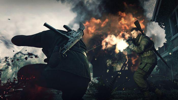 Sniper Elite 4 screenshot 10