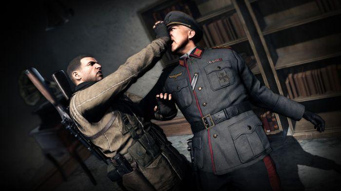 Sniper Elite 4 screenshot 11