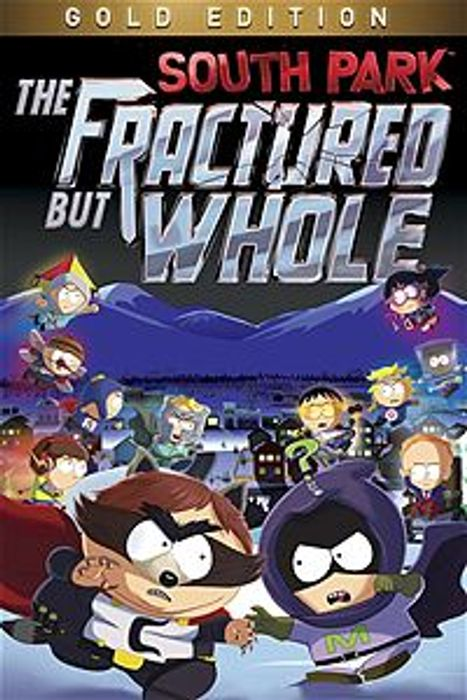 South Park: The Fractured But Whole Gold Edition hoesje