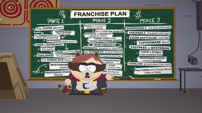 South Park: The Fractured But Whole Gold Edition screenshot 0