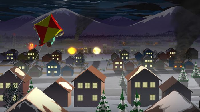 South Park: The Fractured But Whole Gold Edition screenshot 1