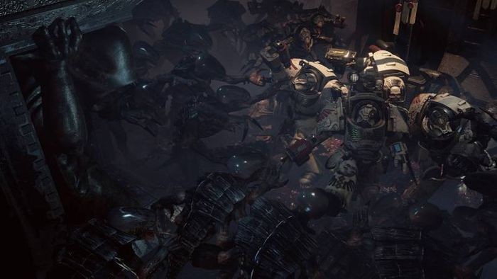 Space Hulk: Deathwing screenshot 0