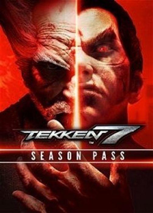 Tekken 7 Season Pass hoesje
