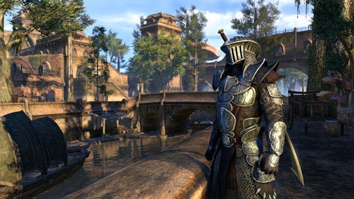 The Elder Scrolls Online: Morrowind (Game + Uitbreiding) screenshot 1