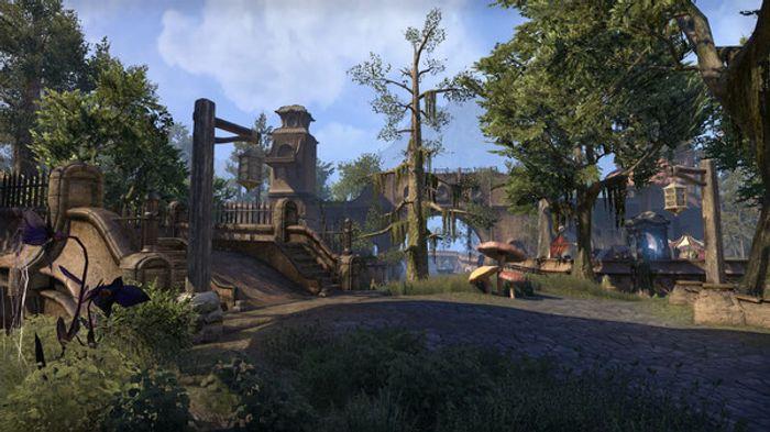 The Elder Scrolls Online: Morrowind (Game + Uitbreiding) screenshot 2
