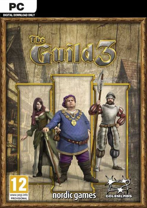 The Guild 3 hoesje