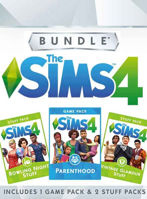 The Sims 4: Bundle Pack 5 hoesje