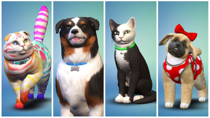 The Sims 4: Cats & Dogs screenshot 3