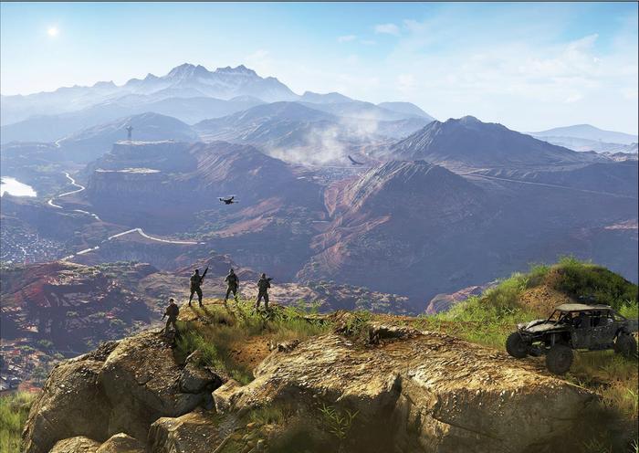 Ghost Recon: Wildlands screenshot 2