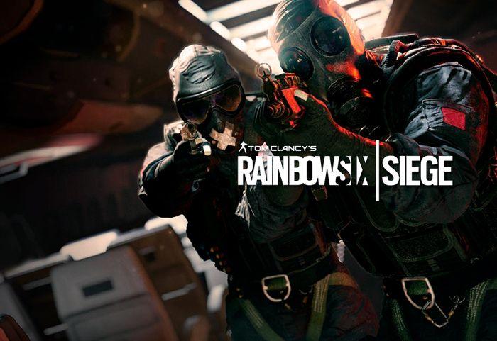 Rainbow Six Siege screenshot 0
