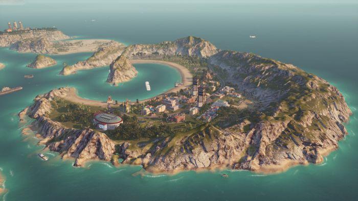 Tropico 6 screenshot 1