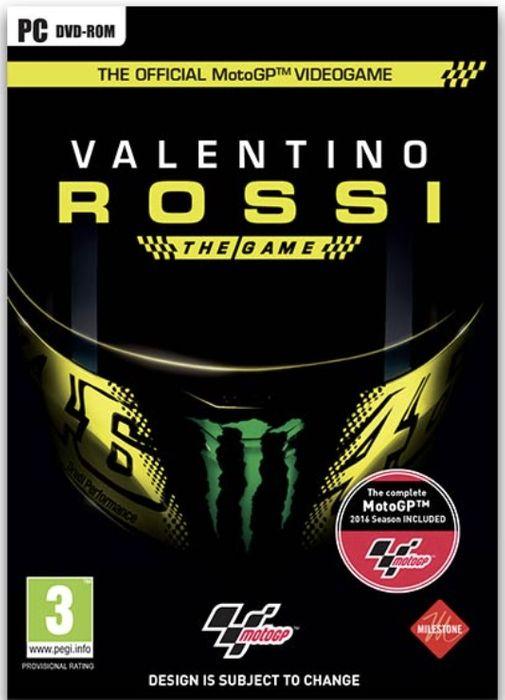 Valentino Rossi The Game hoesje