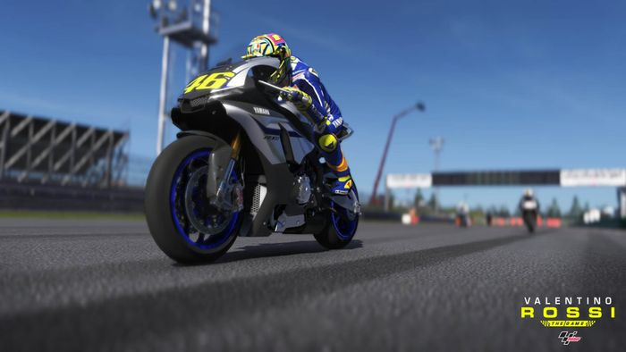 Valentino Rossi The Game screenshot 1