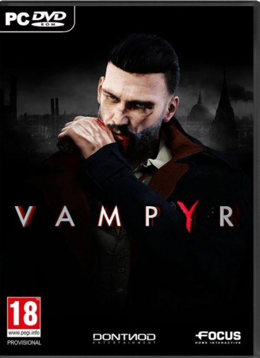 Vampyr hoesje