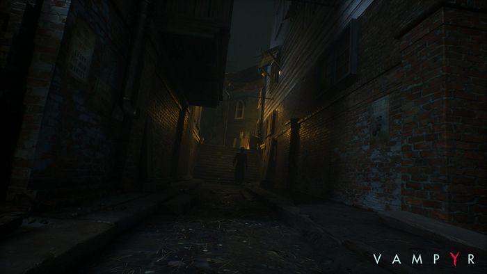 Vampyr screenshot 1