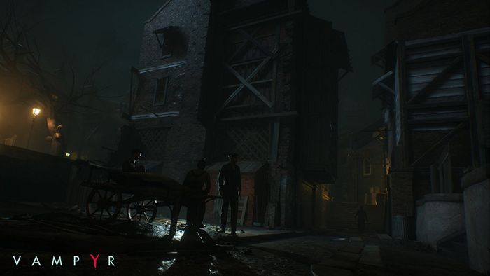Vampyr screenshot 2