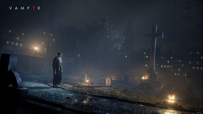 Vampyr screenshot 3