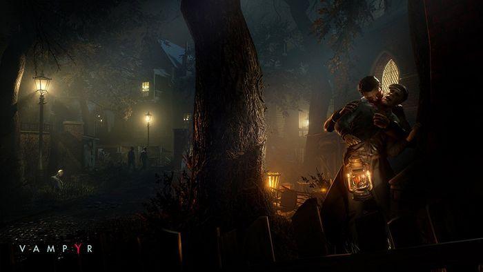 Vampyr screenshot 4